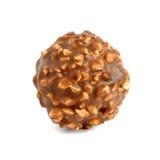 гайки шоколада конфеты Стоковое Изображение