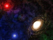 галактика Стоковые Изображения