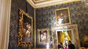 Галерея Uffizi Firenze Флоренса Стоковые Изображения