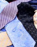 галстукы Стоковое Фото