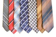 галстукы Стоковое фото RF