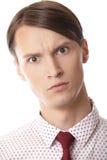 галстук человека Стоковая Фотография RF