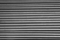 гальванизированная труба кучи Стоковые Фото