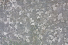 гальванизированный цинк текстуры металла Стоковые Изображения RF