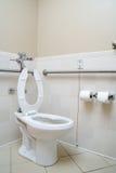 Гальюн комнаты стационара стоковое изображение rf