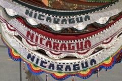 Гамаки, Никарагуа стоковое изображение