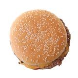 гамбургер вкусный стоковые фото