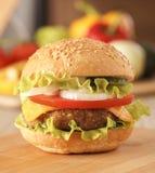 Гамбургер Стоковые Изображения