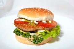 Гамбургер 2 Стоковое фото RF