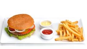 Гамбургер Стоковые Фото