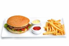 Гамбургер Стоковое фото RF