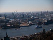 Гамбург, Германия стоковое изображение rf