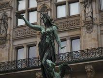 Гамбург, Германия стоковое фото rf