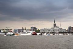 Гамбург стоковые изображения