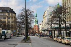 Гамбург стоковые фотографии rf