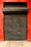 гараж двери промышленный Стоковое Изображение RF
