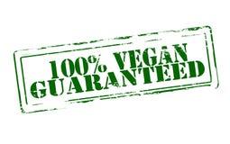 Гарантированный vegan 100 процентов Стоковые Изображения