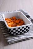 Гарнир морковей Стоковое фото RF