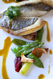 гастрономия рыб Стоковое Изображение RF