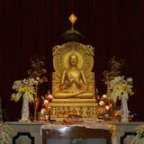 Гаутама Буддюа Стоковое фото RF