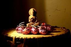 Гаутама Буддюа Стоковые Фото