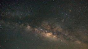 Галактика млечного пути Стоковая Фотография RF