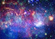 Галактика - элементы этого изображения поставленные NASA стоковое фото rf