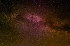 галактика Стоковая Фотография