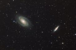 галактики стоковое изображение
