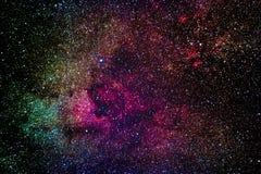 Галактическая туманность Стоковые Изображения RF