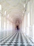 Галерея Дианы - Reggia di Venaria Reale Стоковые Изображения RF