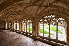 Галерея монастыря Стоковое фото RF