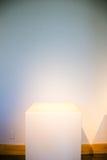 Галерея музея изобразительных искусств показывает пустую Стоковое фото RF