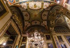 Галерея Doria Pamphilj, Рим, Италия Стоковые Изображения RF
