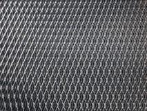 Гальванизированная стальная решетка Стоковые Изображения