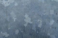 гальванизированная стальная текстура Стоковое Фото