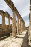 Гальюн в Hierapolis, Denizli, Турции стоковая фотография rf