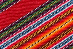 Гватемальская ткань стоковая фотография