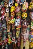 Гватемальская маска стоковые фотографии rf