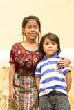 Гватемальские братья стоковые фото