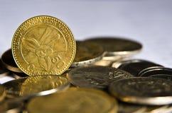 Гватемальские монетки Стоковые Изображения RF