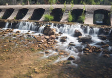 Гвадалквивир в мосте Форде Стоковые Изображения RF