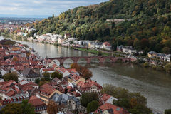 Гейдельберг, Германия Стоковое Изображение