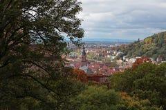 Гейдельберг, Германия Стоковое Фото