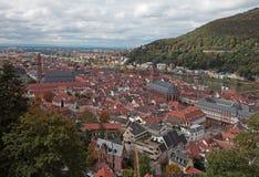 Гейдельберг, Германия Стоковые Изображения