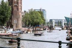 Гей-парад 2015 Амстердама Стоковые Фото