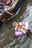 Гей-парад Амстердам 2015 стоковые изображения rf