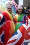 Гей-парад 2013 в Париже Стоковое Изображение