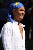 Гей-парад в Риге 2008 Стоковое Фото