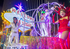 Гей-парад Лас-Вегас Стоковое Изображение